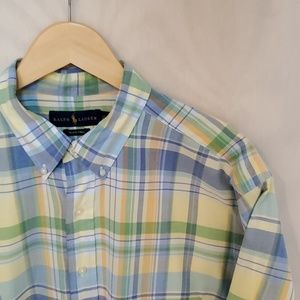 Ralph Lauren S/S Button Down LT